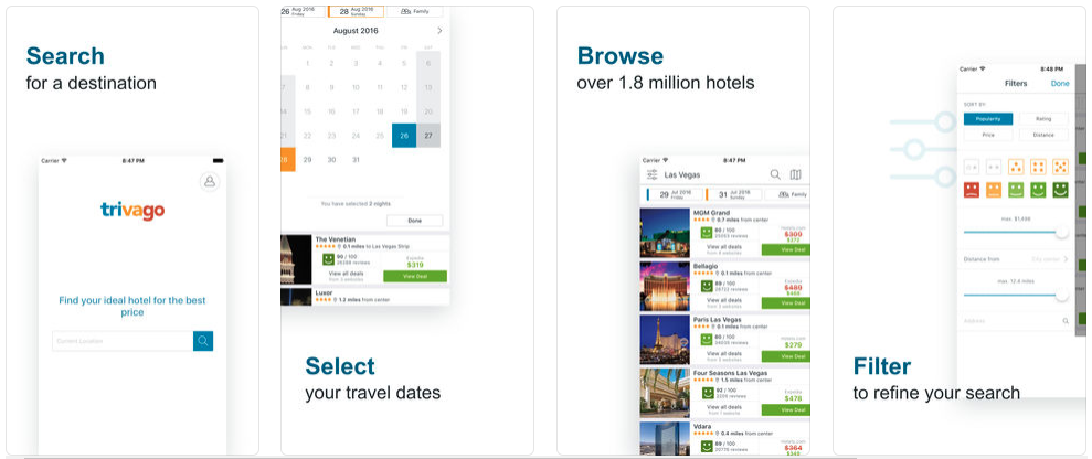 10 Best Hotel Booking Apps 2018 Redbytes Software