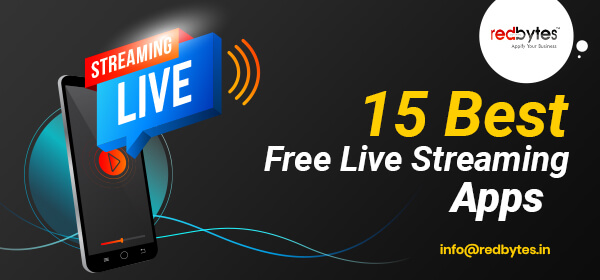 free live tv streaming apps