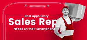 apps for sales reps