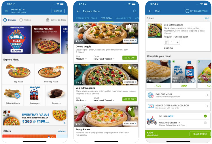 24 Best Online Food Delivery Apps 2019 | Redbytes Software