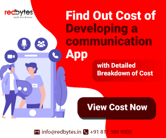 communication app cost
