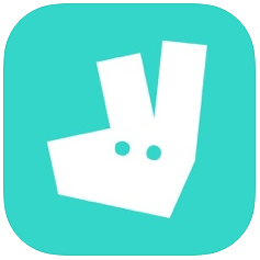 deliveroo - online food delivery apps