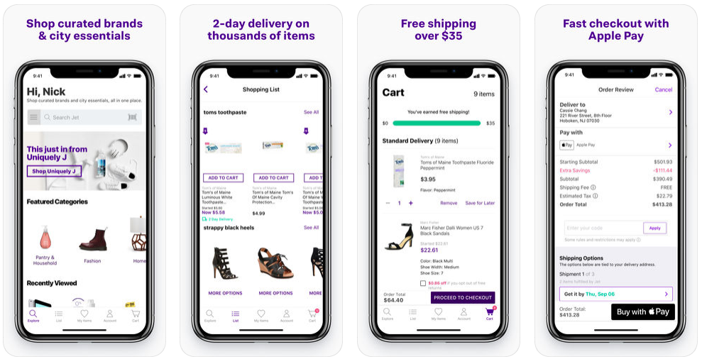 354c7cc0bf1 Shopping is made easier with Jet.com where from organic groceries to  furniture and fitness you get every necessary thing in this online shopping  site.