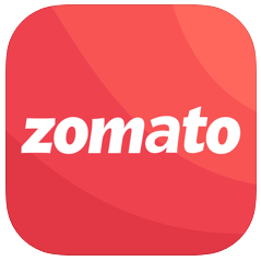 zomato - online food delivery apps