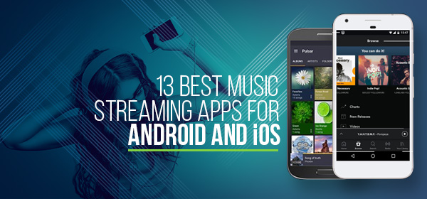 13 Best Music Streaming Apps For Android and iOS | Redbytes