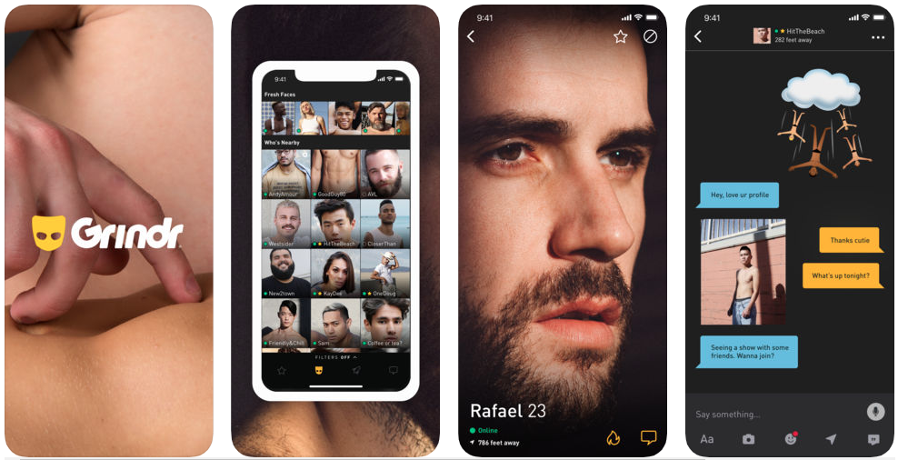 Grindr - dating apps