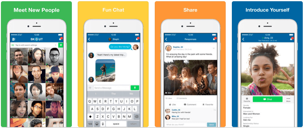 Skout conversation disappeared  Skout launches Fuse, a funky