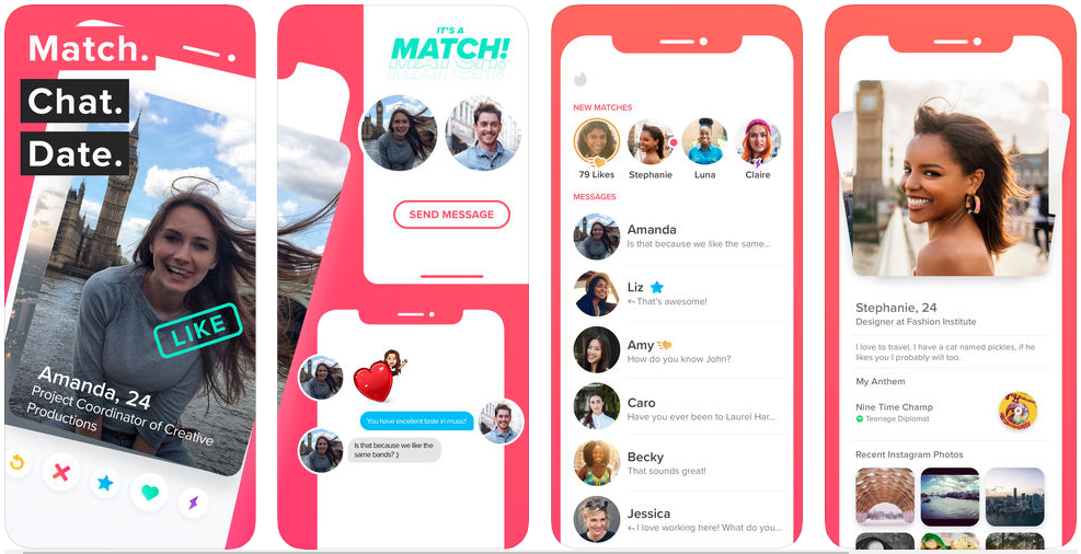 best dating app dc