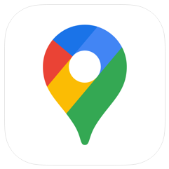 googlemaps - best iphone apps