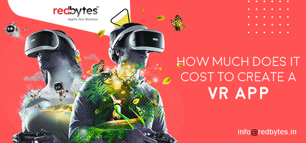 cost to create a vr app