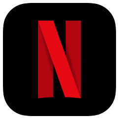 netflix - most downloaded apps