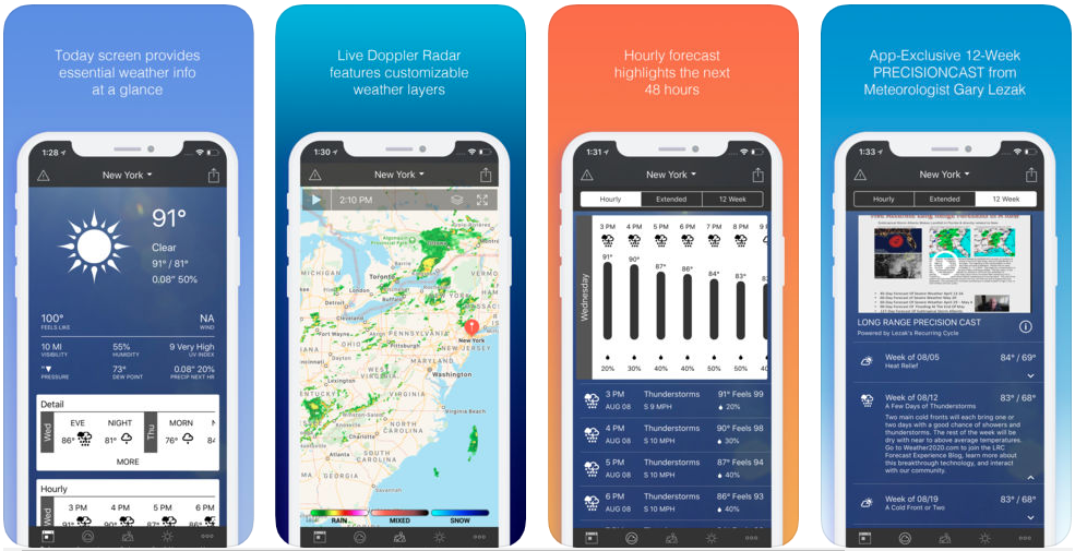 best weather apps Archives - Redbytes: Mobile Application
