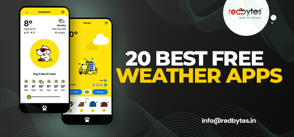 20 Best Weather Apps For Android & iOS