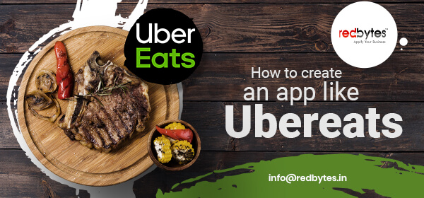 create an app like uber eats