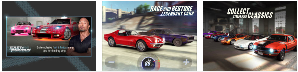 CSR Racing 2 - best free online arcade games