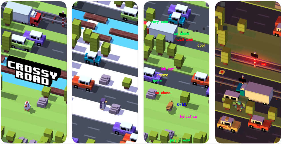 Crossy Road - best free online arcade games