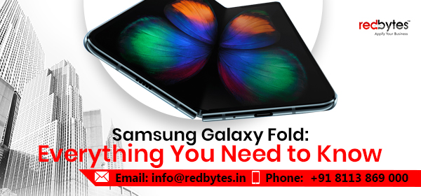 samsung galaxy folding phone