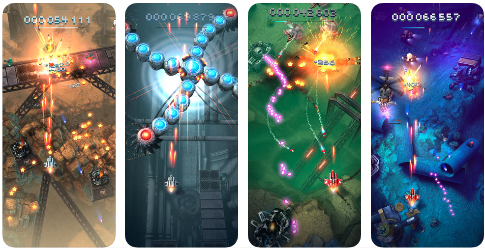 Sky Force - best free online arcade games