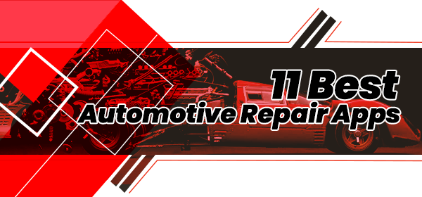 automotive repair apps