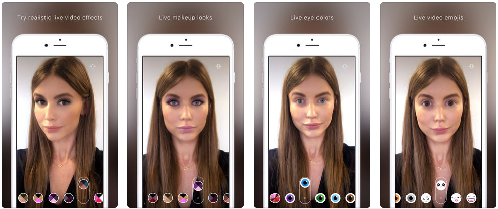 ModiFace Makeup - beauty app