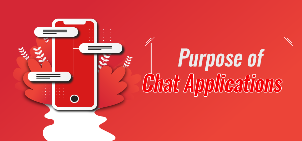 purpose of chat application