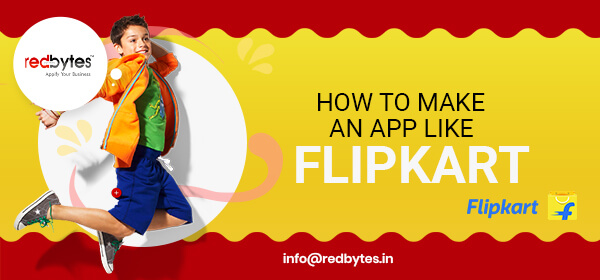 create an app like flipkart