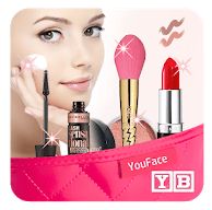 youface makeup - beauty apps