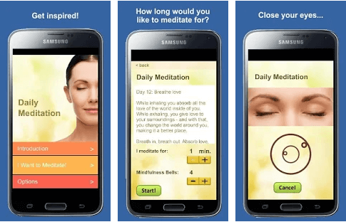 Daily Meditation - meditation apps