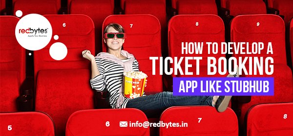 how to develop a ticket booking app