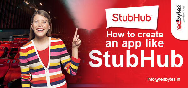 create an app like stubhub
