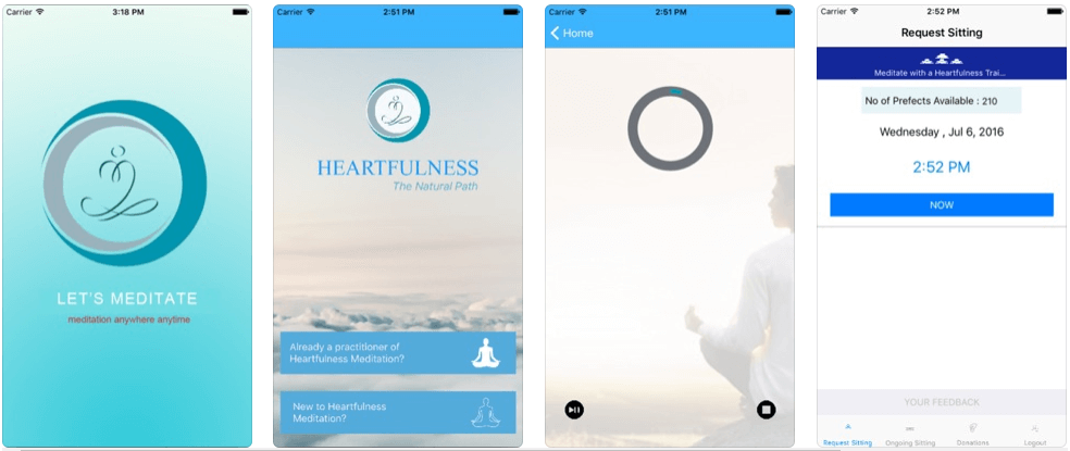 Lets Meditate - meditation apps
