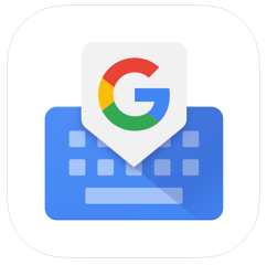 gboard - most downloaded apps