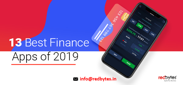 13 Best Finance Apps of 2019 | Redbytes Software