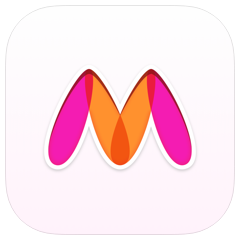 myntra - react native apps
