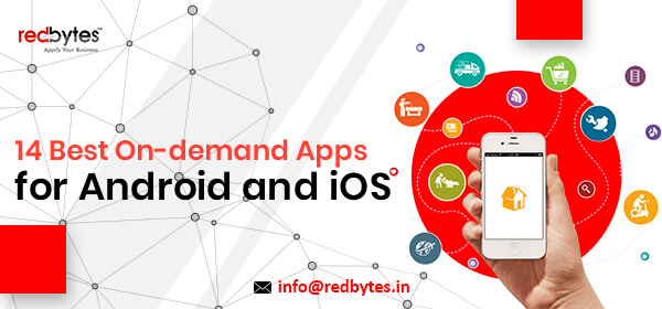 on demand apps