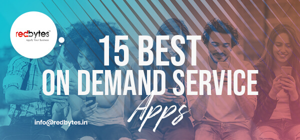 on demand service apps