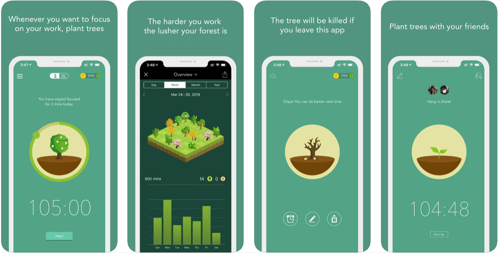 Forest Stay - apps for college students