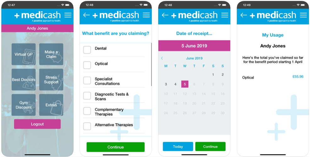 Medicast - on demand apps