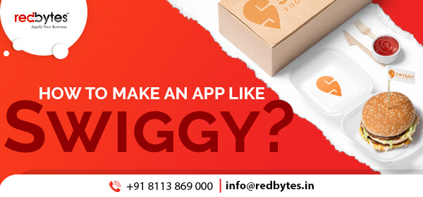 make an app like swiggy