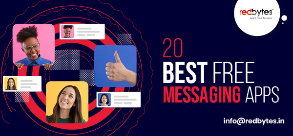 20 Most Popular Messaging Apps For Android & iOS