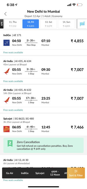payement - cost to develop a travel app like makemytrip