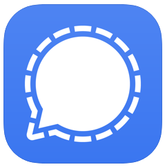 signal - popular messaging apps