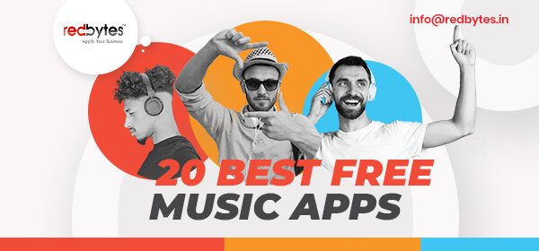 20 Best Free Music Apps
