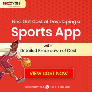 sports app cost