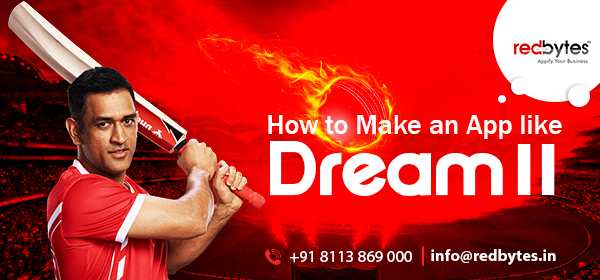 how to make an app like dream11