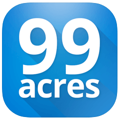 99acres - real estate apps