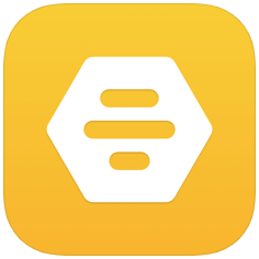 Bumble logo - dating apps