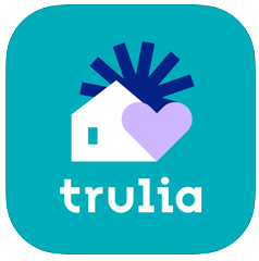 trulia - real estate apps