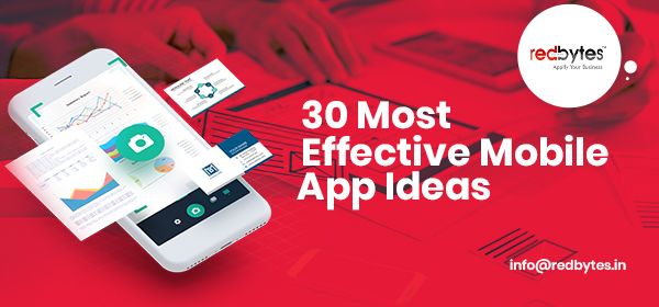 30 Most Effective Mobile App Ideas For 2020