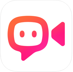 Justalk-app-logo - video chat apps